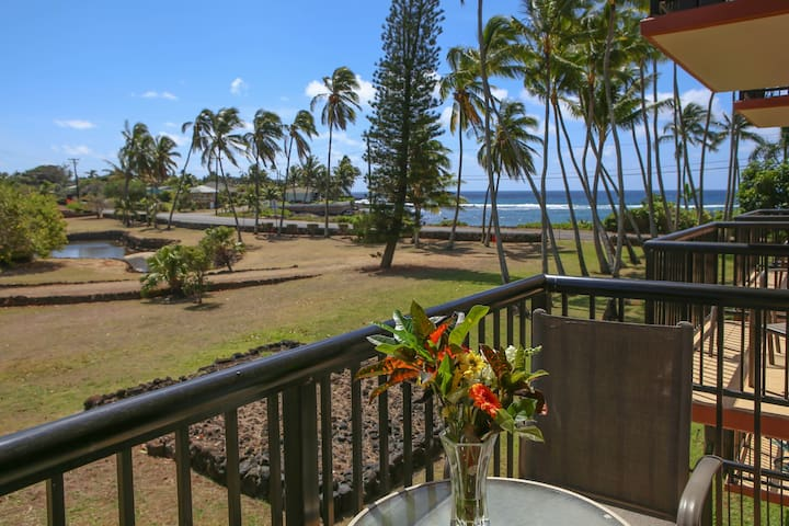 Ocean View, Steps to Beach,Rate includes All Taxes