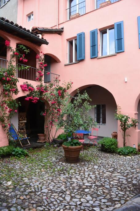 Innercourt/courtyard