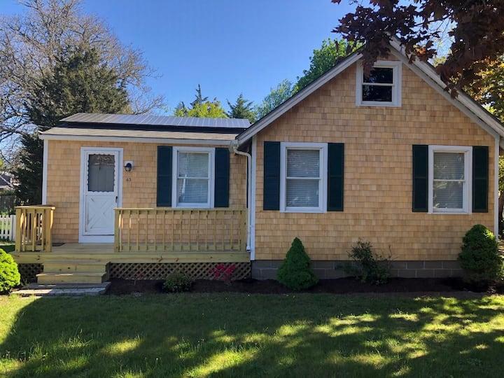 Edgartown summer house, no car needed!!