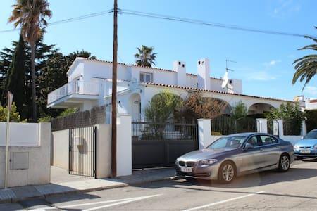 Playa Vilafortuny Villa (5' plage) - Cambrils