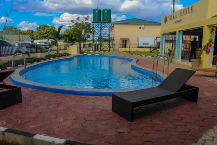 Villa Emile Events and hire