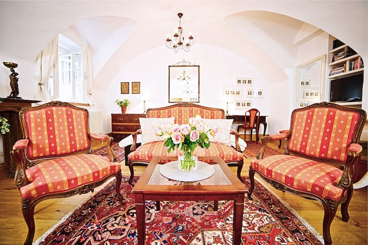 (1) Romantic Studio in Old Salzburg - Salzburg - Lägenhet