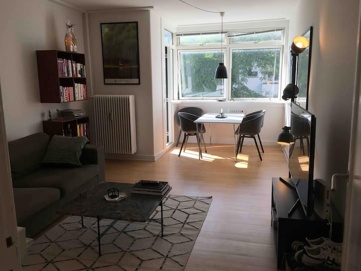 Cozy apartment for couples, close to the beach