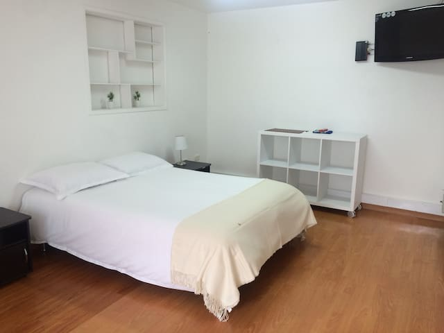 PRIVATE ROOM FOR 3- ZONA ROSA