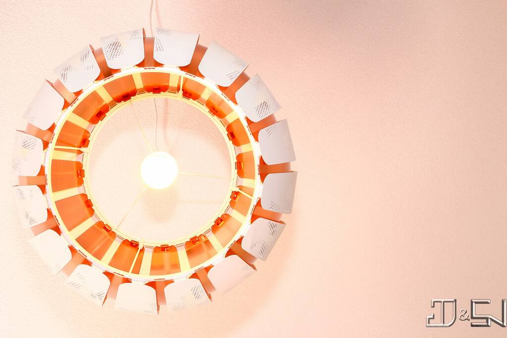Lamp highlight - detalle de lampara