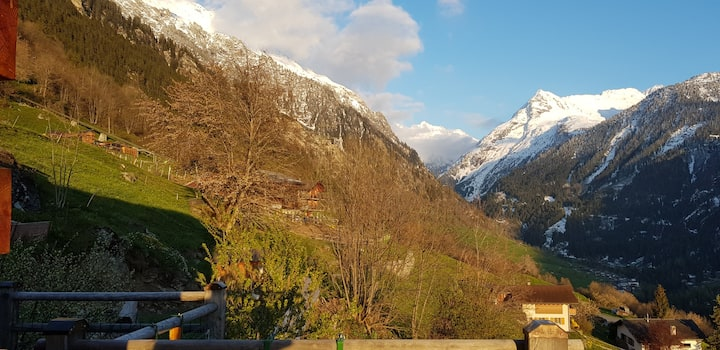Sarreyer - Bagnes Valley - Verbier - Studio