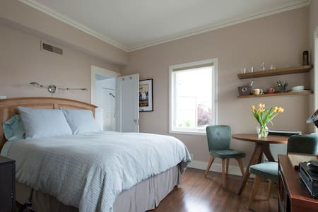 Corona Heights Suite - Private Entry/Private Bath - San Francisco