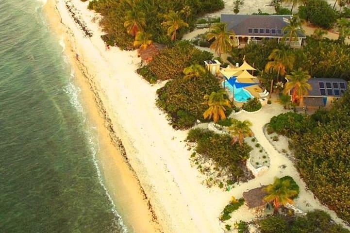 TROPICAL RUNaWAY, Cayman Brac