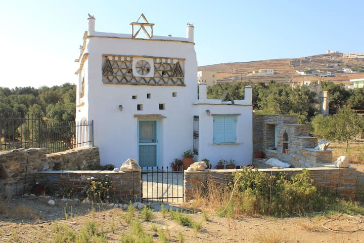 Traditional Dovecot in Tinos - Tinos