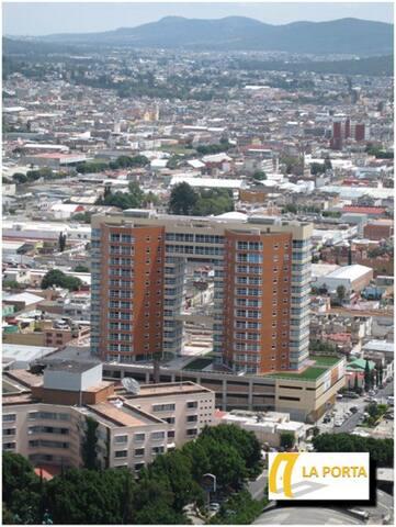 Departamento de Lujo en zona Turística 806 - Heroica Puebla de Zaragoza - Apartamento