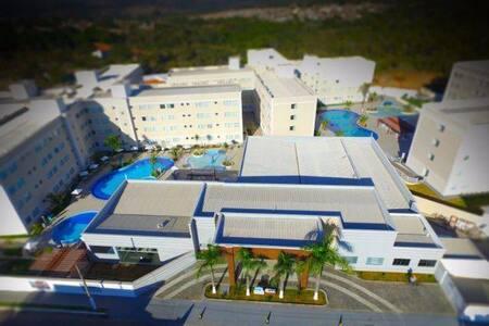 Resort Encontro das Águas - Wohnung