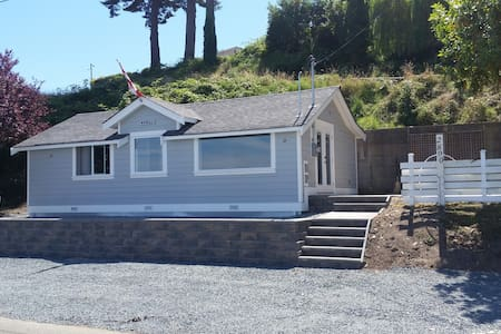 The Waterslea Seaside Cottage in Qualicum Beach - Qualicum Beach - Cabaña