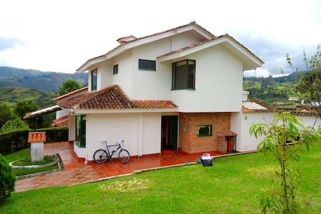 Beautiful Country House in Machetá - Cundinamarca - Machetá