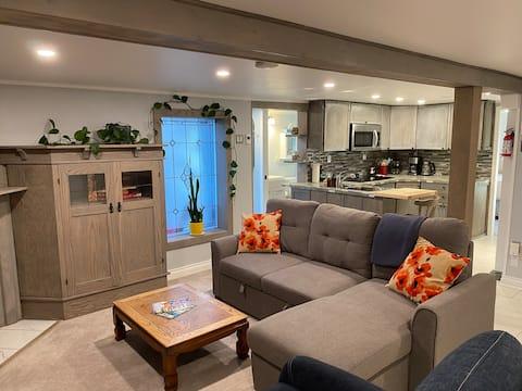 South Port Alberni 2 Bedroom Garden Suite
