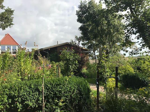Gartenhaus Frieda für zwei Personen