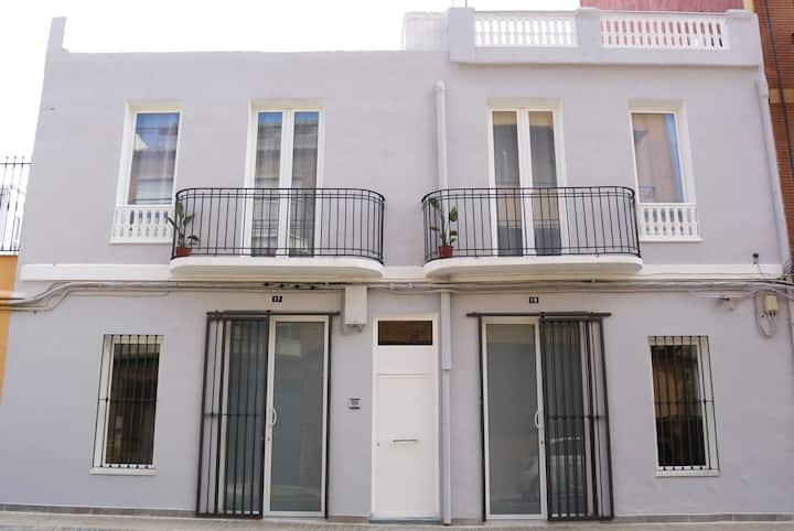 Balustrada Apartaments 19-B