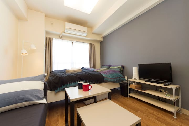 Awesome Room!!/close to Shibuya/6m to sta on foot - Shibuya-ku - Wohnung