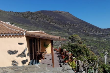 Casa Los Quemados, ideal for long stays.