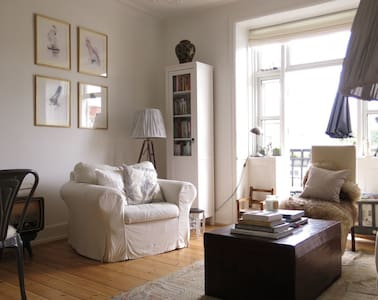 Stylish and close to City centre. Bring your dog - Frederiksberg - Apartment