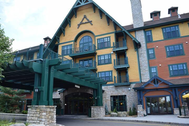 Cozy Studio at Mountain Creek Resort