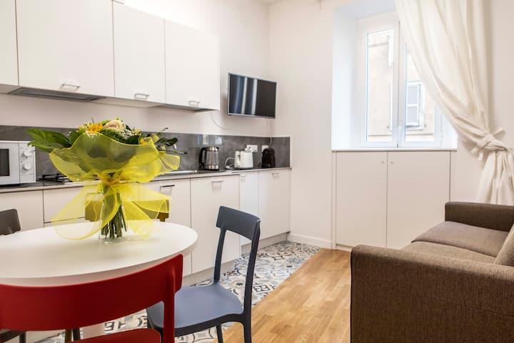Vega~Superlativo appartamento appena ristrutturato