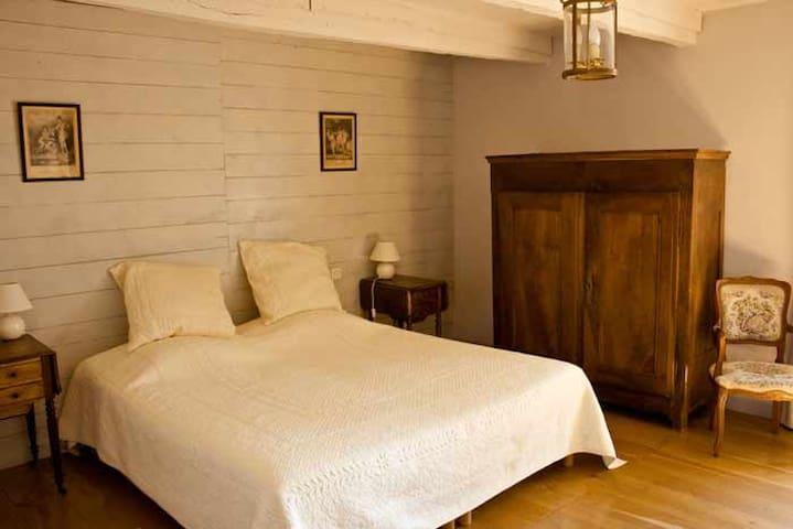 La chambre Azurine