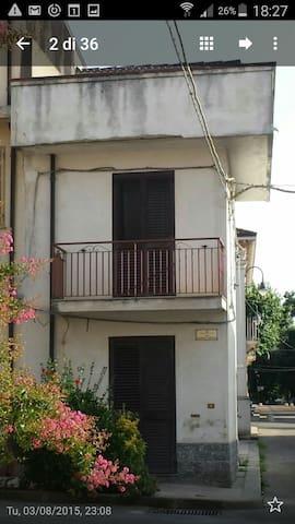 Tra il Mar Ionio e Mar Tirreno - Cittanova - House