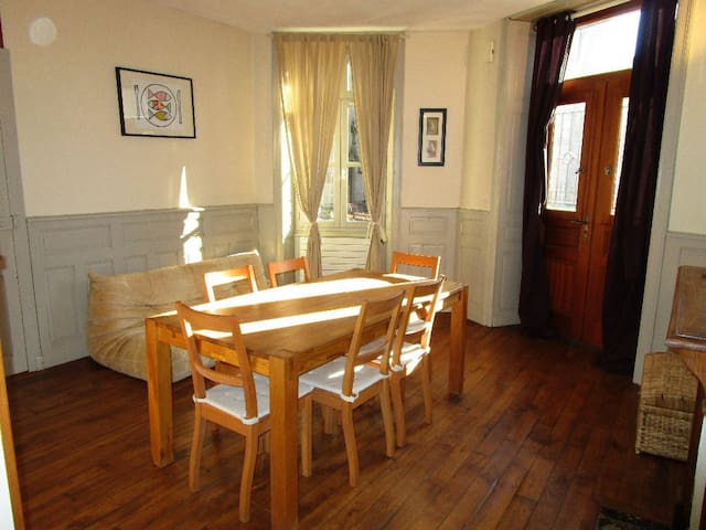 Renovated apartment in the heart of Aurillac
