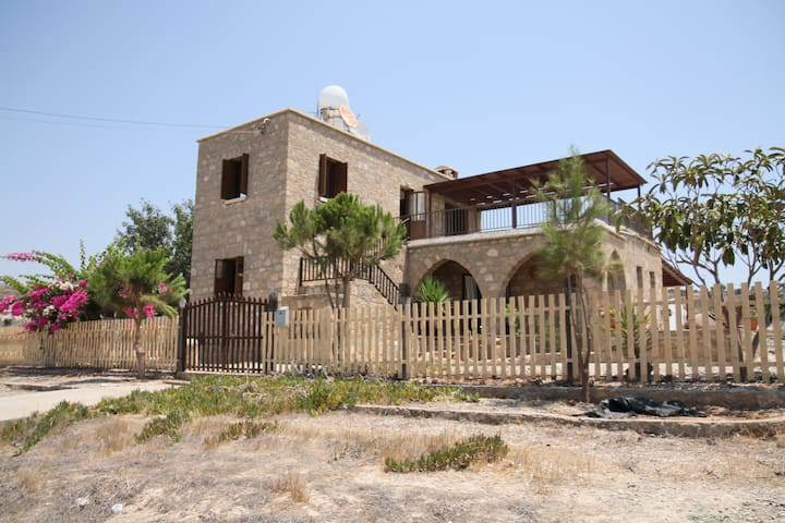 Traditional Stone Built Home - Konia