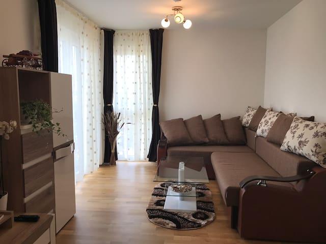 NEW apartment, 2min walk to Metro, FREE WIFI&PARK