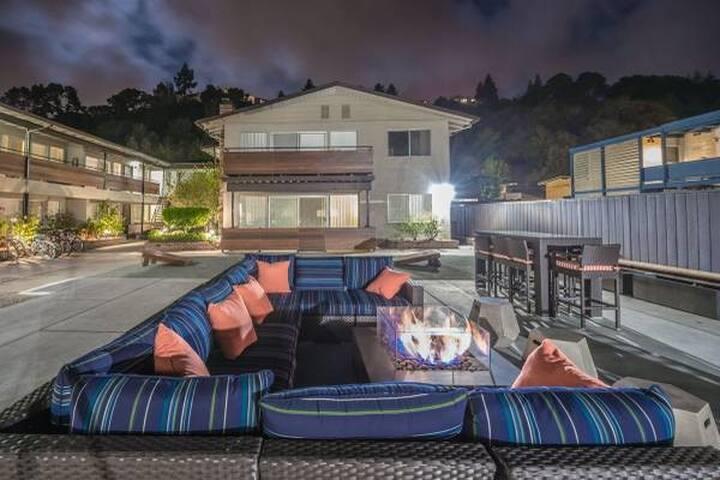 Modern, Remodeled Bedroom Apartment in Moraga, CA