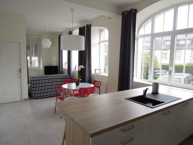 Appartement T2 à Trébeurden