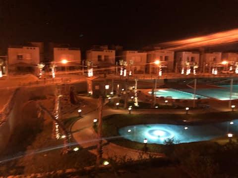 Ain sokhna Ein bay pool view