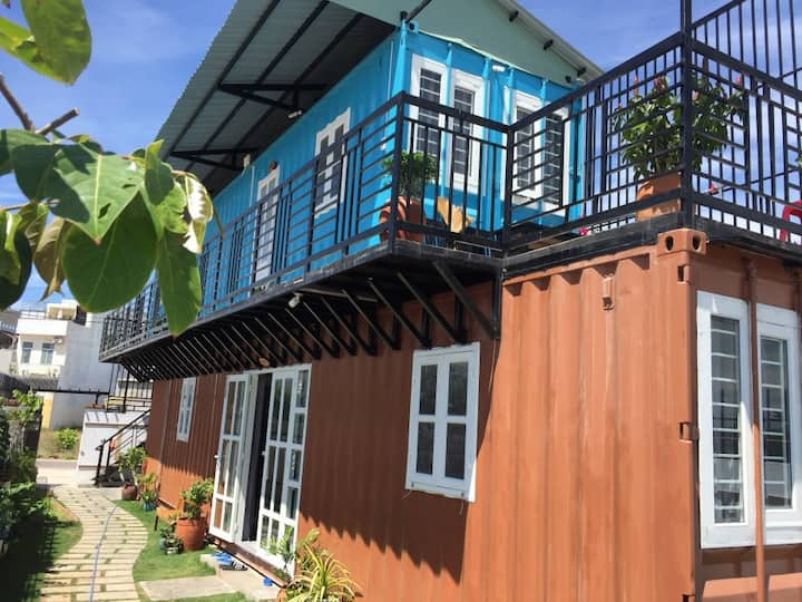 Container House Quy Nhon 3 bedrooms | 2 cont 40HQ