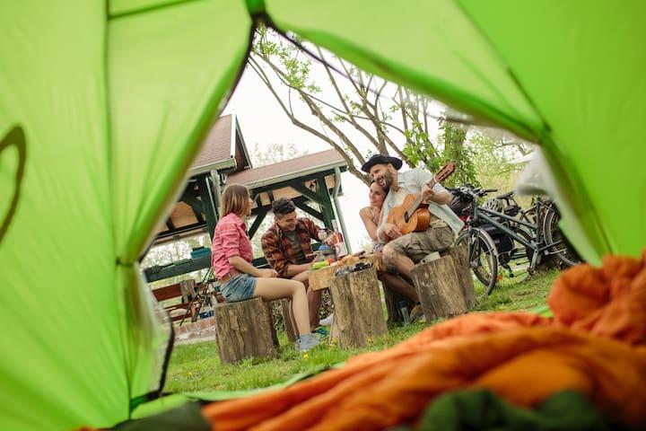 Camping Suza Baranje