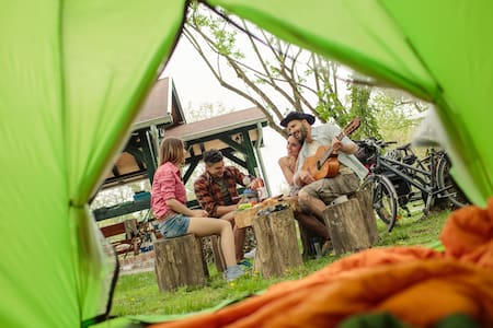 Camping Suza Baranje - Suza