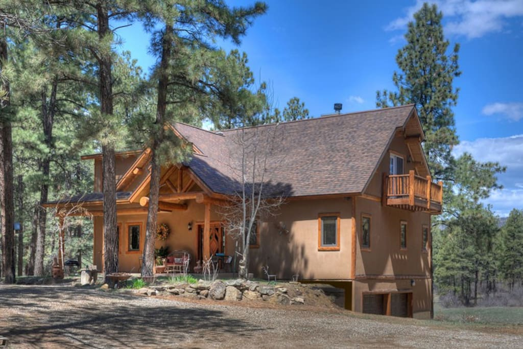 elk meadow luxury cabin durango houses for rent in