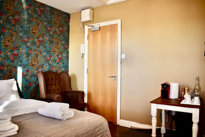 Cosy one bed in trendy Stoneybatter