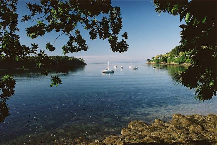 Grande maison de charme en bord de mer - La Forêt-Fouesnant - Casa