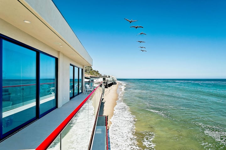 Sea Glass Malibu Beachfront