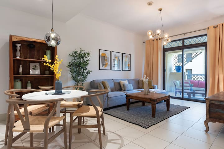 ★ Serene Apartment in Old Town | Downtown Dubai