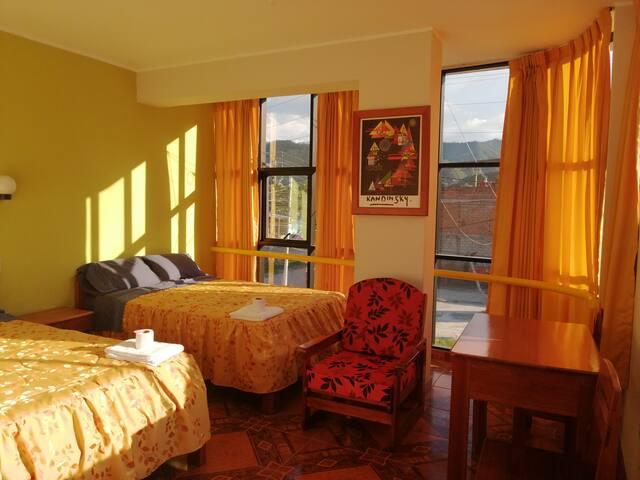 Hotel Payanito ubicado en la Selva Central-Perú