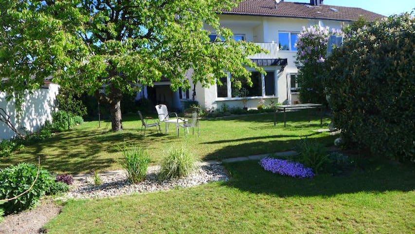Kurzurlaub in Gottmadingen