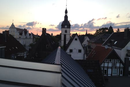 Agreeable overnight stay in liven community - Detmold