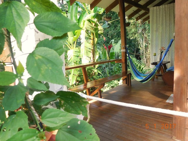 CasaLina ECO Lodge award winning exotic jungle apt