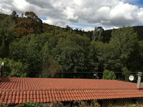 """Casa las puentes """"La Pájara"""", Sierra de Francia"""