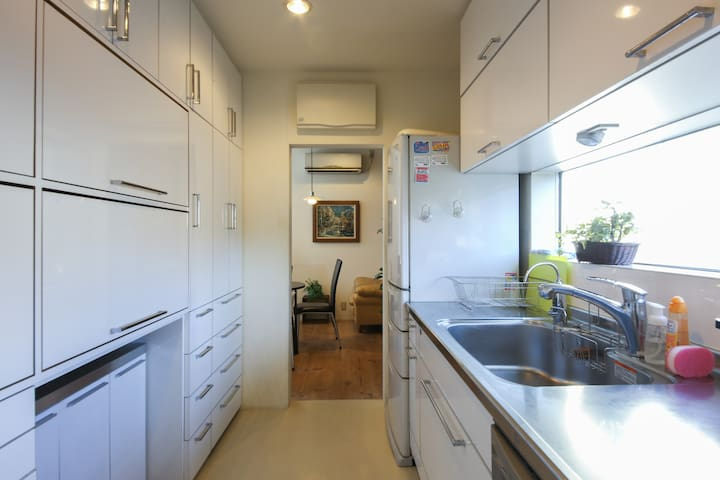 Ideal for Base Camp of climbing Mt. Takao (HO1) - Hachioji - House