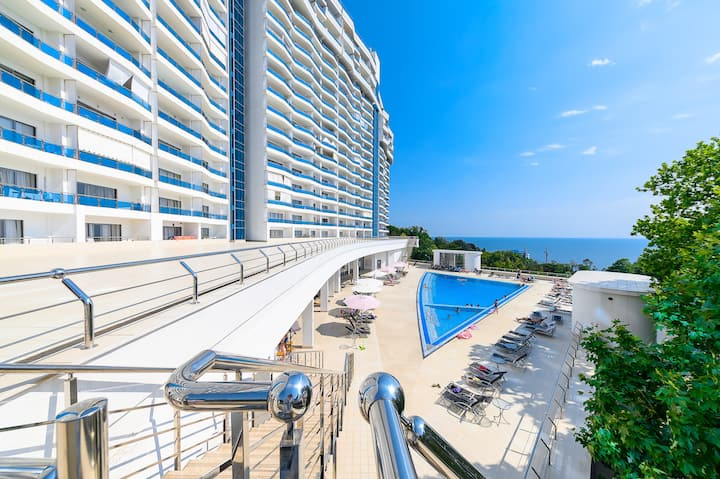 """Апартамент """"Люкс"""" с видом на море"""