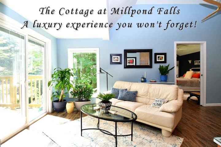 Cottage at Millpond Falls - A Romantic Escape