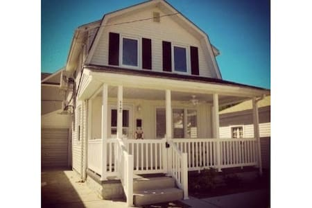 Ventnor Beach Cottage, 3Bd/2Ba, 3 blocks to beach - 文特诺市(Ventnor City)